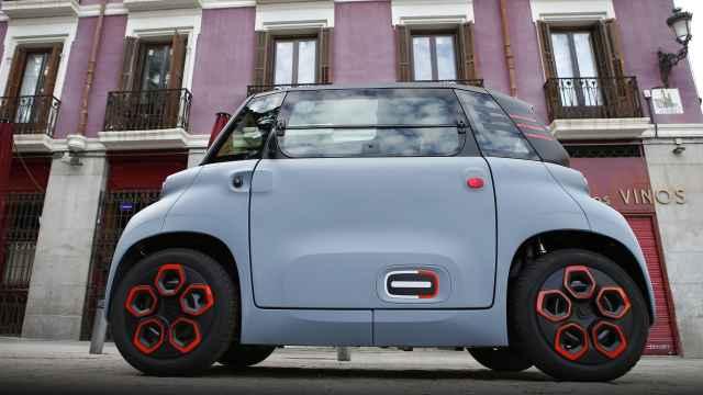 El diseño es el componente principal del nuevo Citroën Ami.