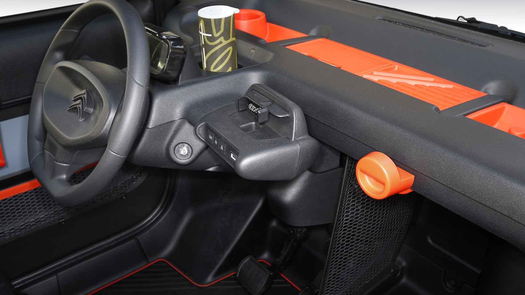 Así es el nuevo Citroën Ami: un pequeño eléctrico que cautivará a los jóvenes