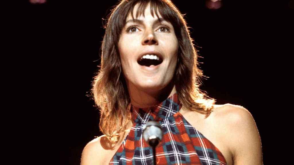 Helen Reddy, autora del inolvidable himno feminista 'I Am Woman'.