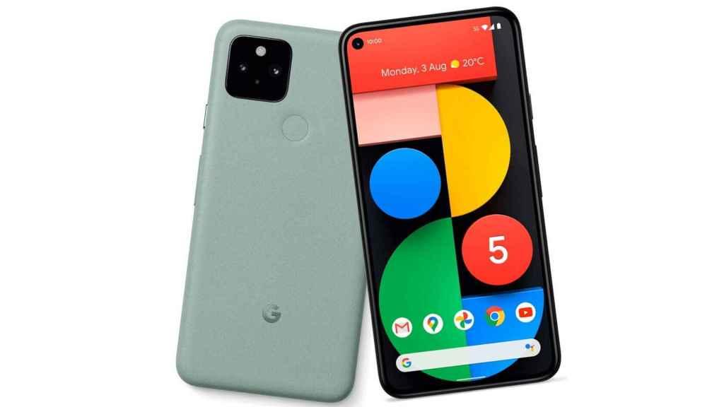 Nuevo Google Pixel 5