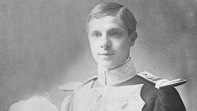 El infante Luis Fernando de Orleans.