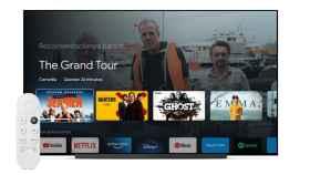 Google TV ha llegado para tomar el lugar de Android TV
