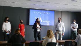 Primera sesión de trabajo entre Wayra y Lanzadera.