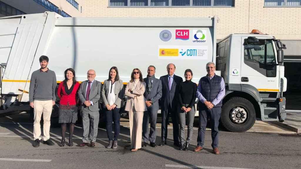 CLH y Urbaser obtienen combustibles diésel para automoción con residuos plásticos