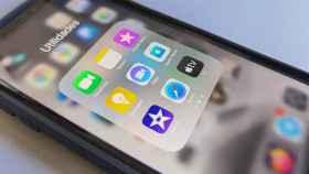 Aplicaciones preinstaladas en un iPhone