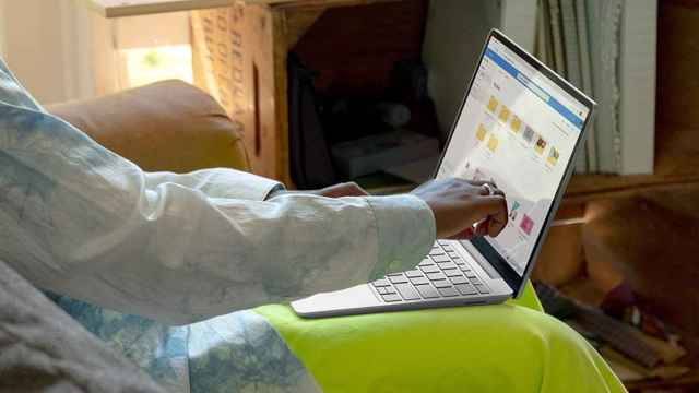 Nuevo Surface Laptop Go