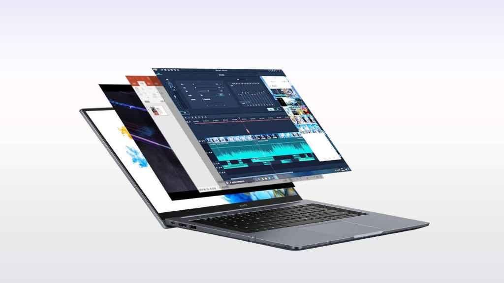 Nuevo Honor MagicBook Pro