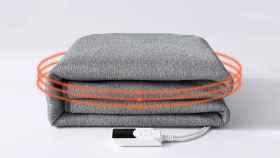 Cubrecolchón con calefacción inteligente de Xiaomi.