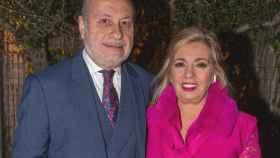 Carmen Borrego y José Carlos Bernal en una imagen de archivo.