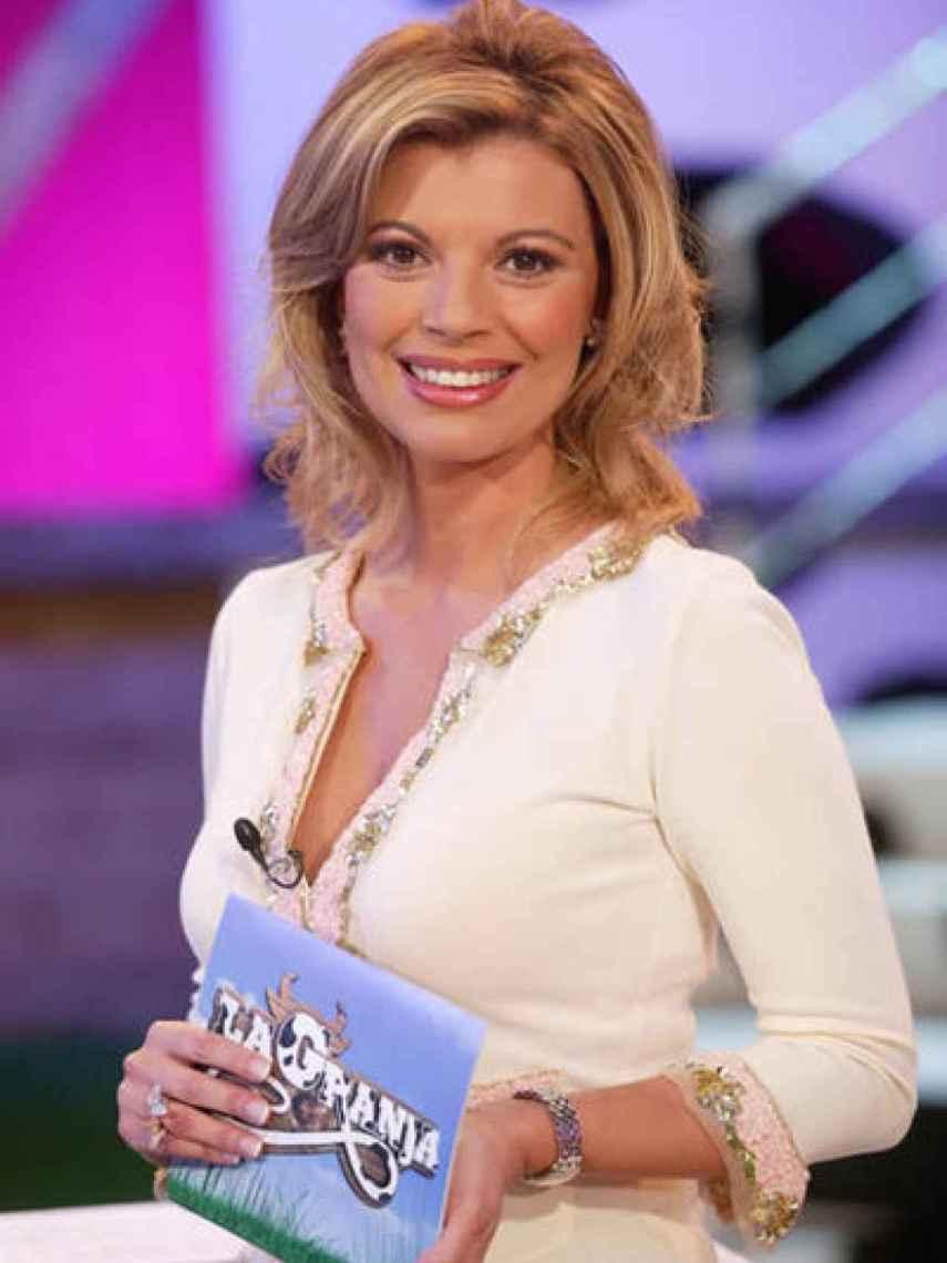 Terelu Campos fue la encargada de presentar el 'reality show'.