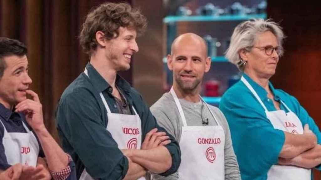Gonzalo Miró es uno de los 'aspirantes a chef' más competitivos de la edición.