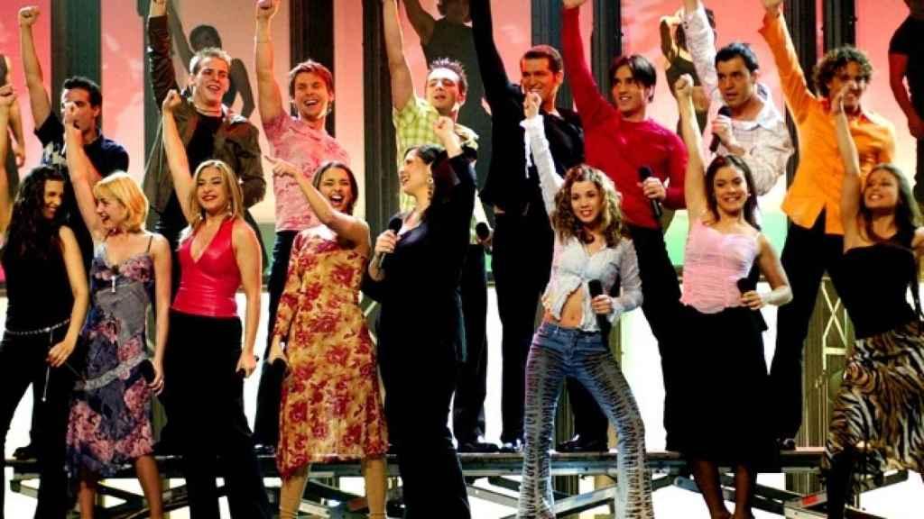 Los concursantes de la primera edición de 'OT' son algunos de los cantantes más queridos de España.