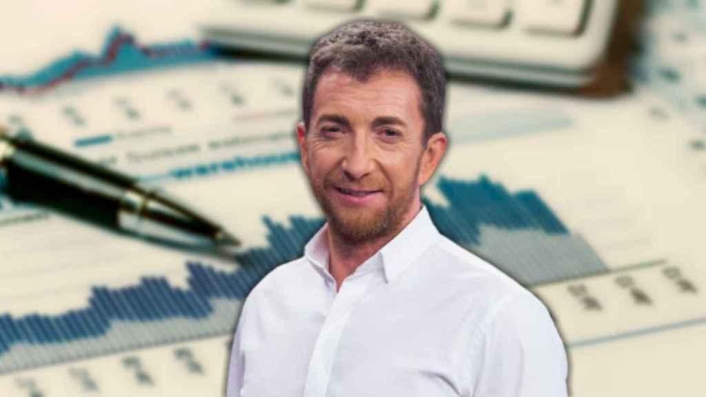 Pablo Motos es el presentador más rentable de la televisión española.