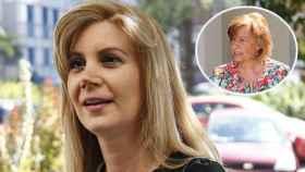 La sobrina de Bigote y Teresa Campos en montaje de JALEOS.