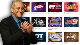 'OT', 'Crónicas Marcianas', 'Allá Tú' y 183 programas más con los que Mainat ganó 90 millones de euros