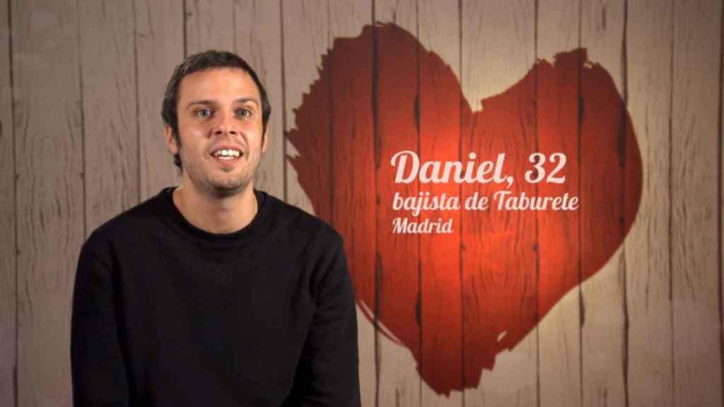 El bajista de Taburete siguió los consejos de Willy Bárcenas para ligar; todavía está soltero
