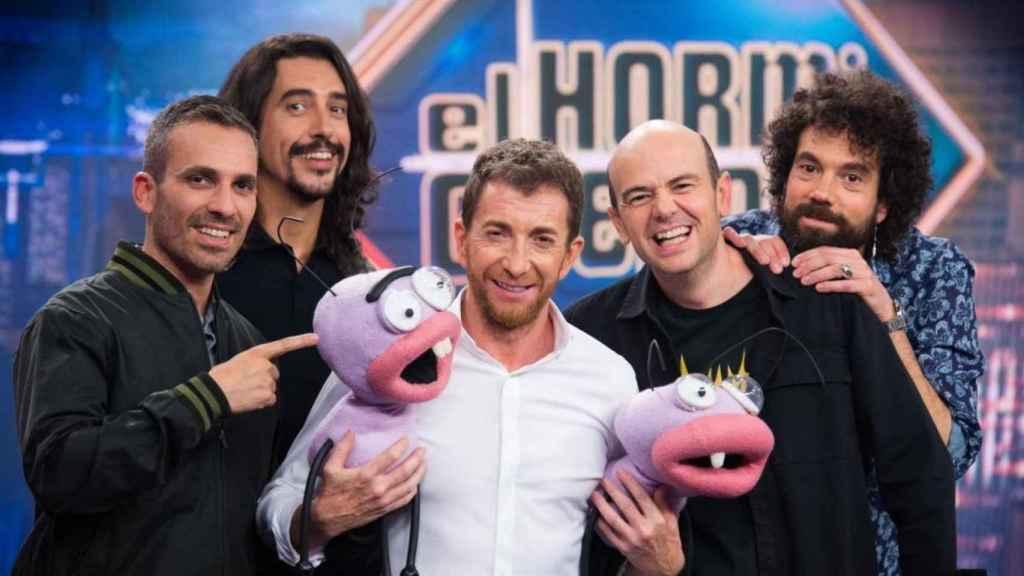 El fenómeno de 'El Hormiguero' es el origen de los importantes ingresos del presentador.