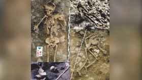 Varios de los individuos asesinados durante el ataque a La Hoya.