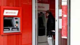 Sucursal del Banco Santander   Europa Press