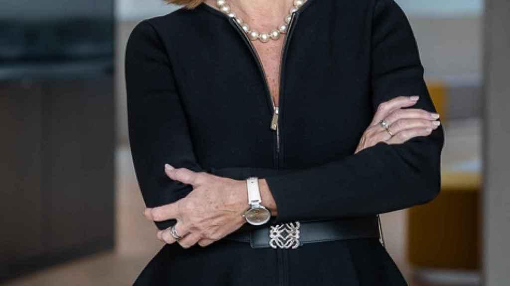 Belen Garijo, la nueva CEO de Merck.
