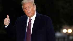 Donald Trump, en una imagen de archivo.