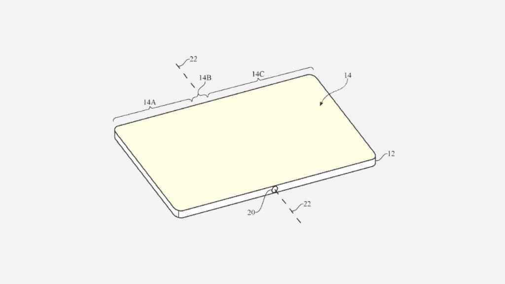 Patente de Apple.