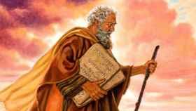 San Moisés, profeta.