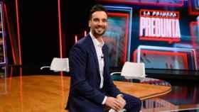 Lluís Guilera, presentador de 'La Primera Pregunta' (TVE).