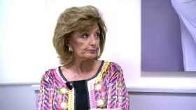 María Teresa Campos ha protagonizado una tensa entrevista en 'Sábado Deluxe'.
