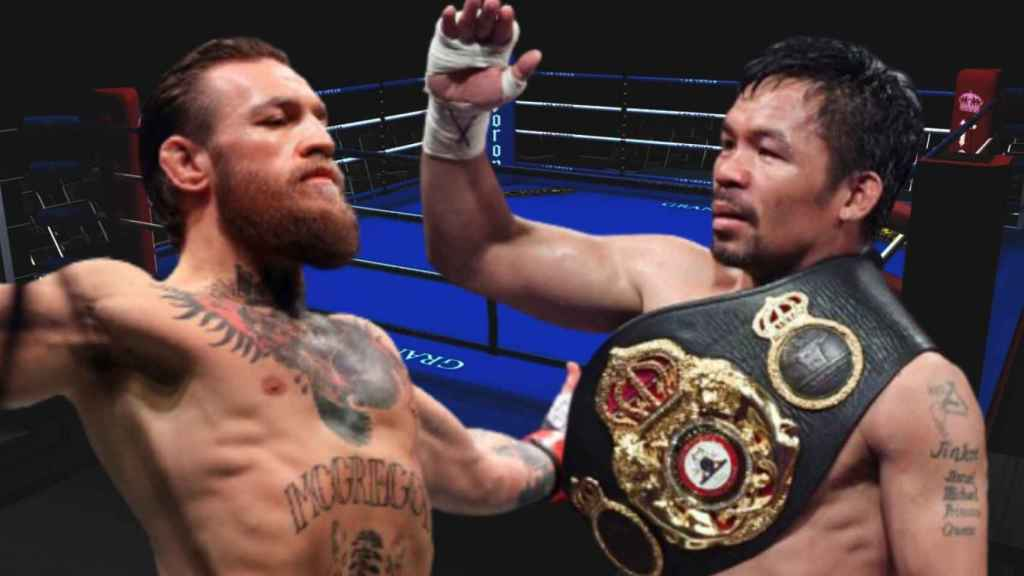 Conor McGregor vs. Manny Pacquiao
