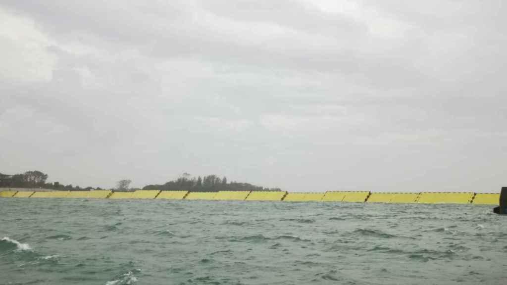 MOSE, las barreras que salvarán Venecia de las inundaciones