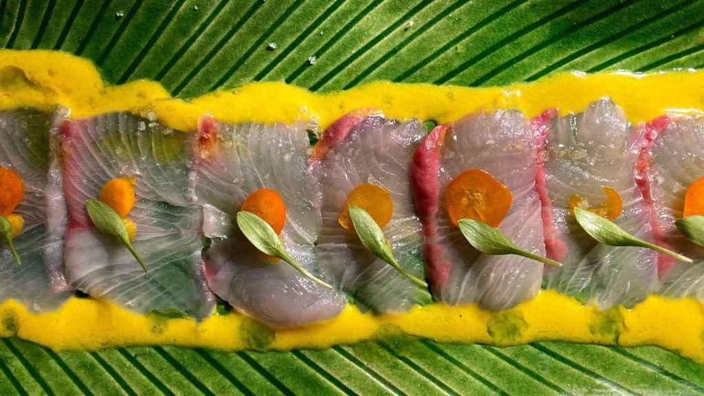 Restaurante San Ho en Corales