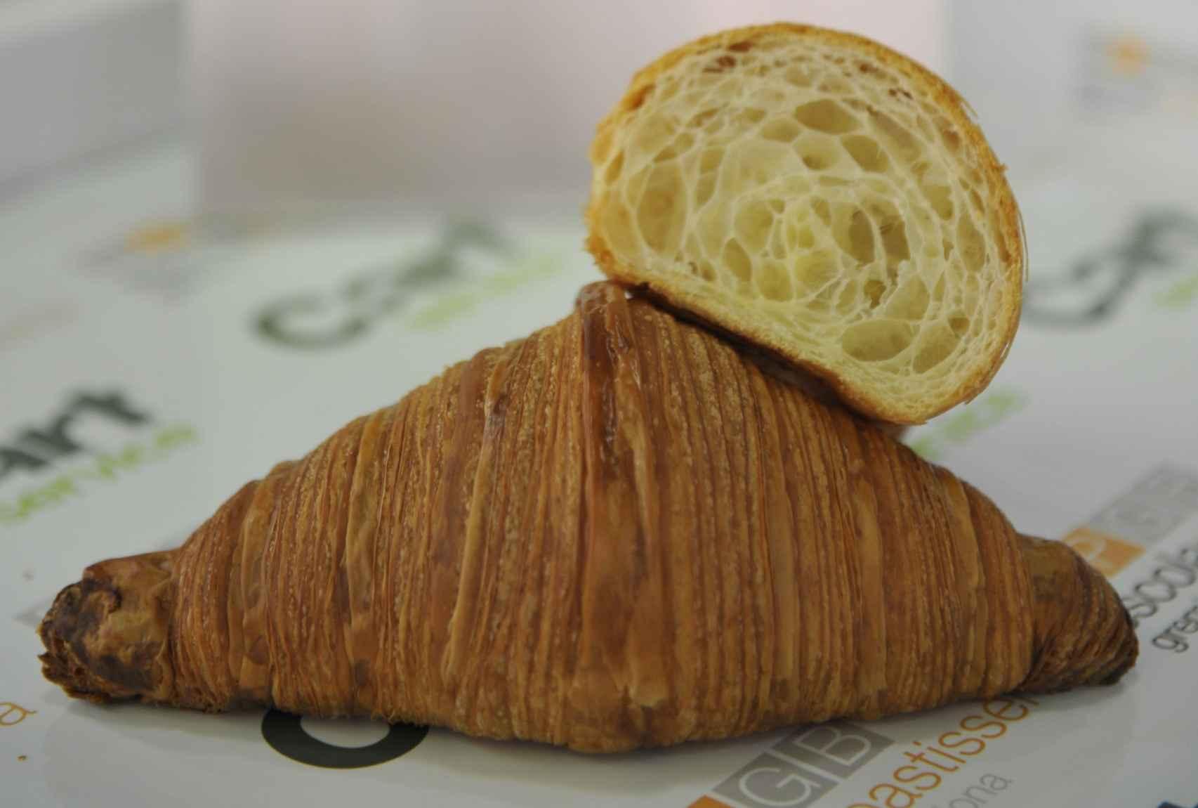 Mejor croissant artesano de España