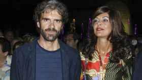 José Tomás y su exmujer Isabel en una imagen de archivo tomada en 2018.