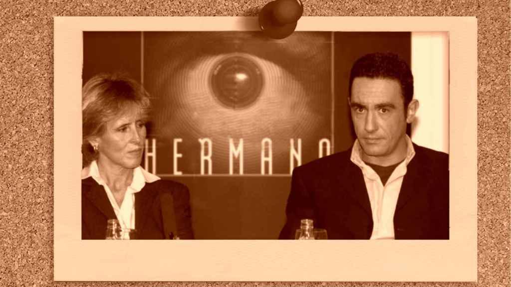 Fernando Acaso catapultó su carrera al presentar 'GH 1' junto a Mercedes Milá.