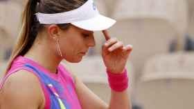 Paula Badosa cae en octavos ante Laura Siegemund  y pone fin a su sueño en Roland Garros