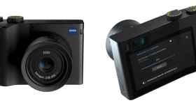 Esta cámara de 6000 dólares tiene Android