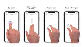 El Trackpad, la aplicación que convierte tu iPhone en el ratón de tu Mac