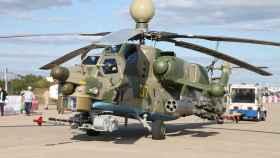 Mi-28NM, el helicóptero que podrá lanzar drones