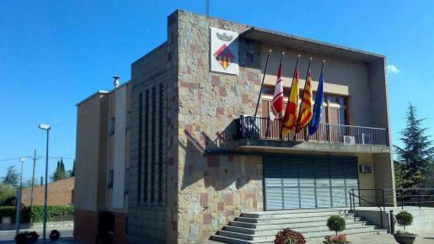 Ayuntamiento del municipio Matadepera.