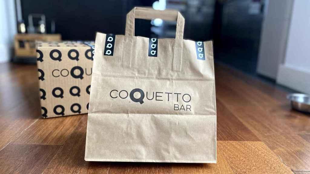Así es Coquetto, el delivery alta cocina de Mario Sandoval