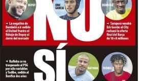 Portada Mundo Deportivo (06/10/20)