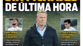 Portada Sport (06/10/20)