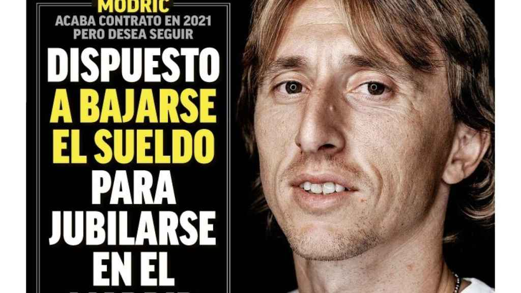 Portada MARCA (07/10/20)