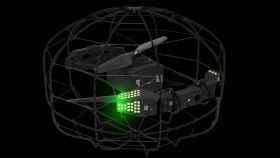 Este dron `tortuga´ vuela el doble de tiempo y de forma silenciosa