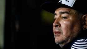 Diego Armando Maradona, en una fotografía reciente