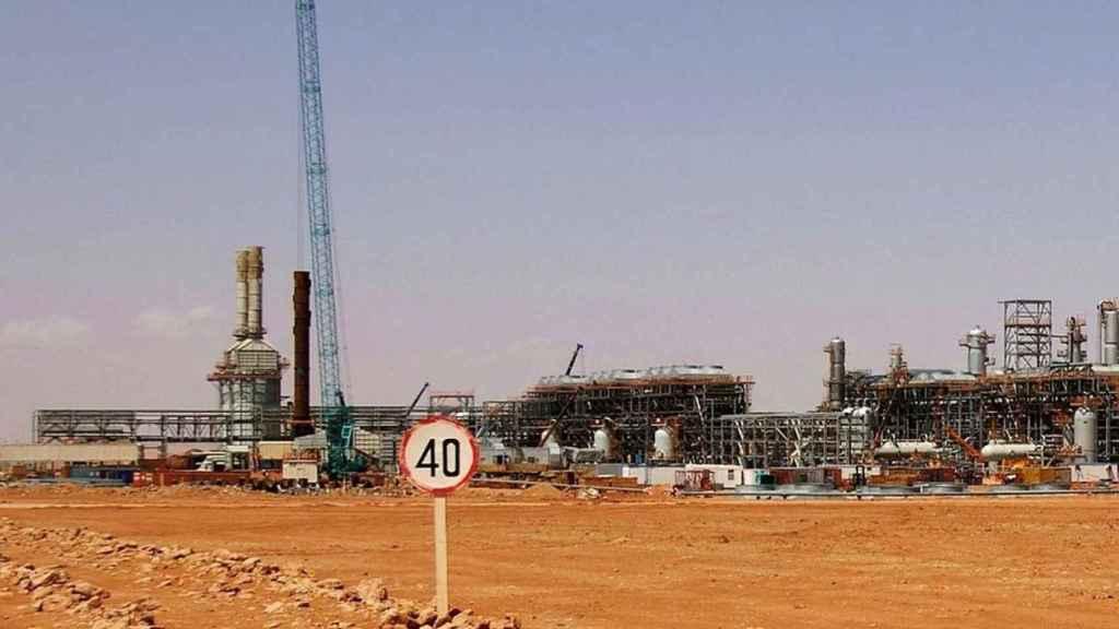 Construcción de una refinería en Argelia