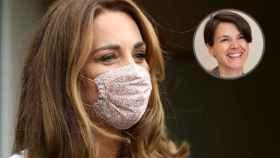Kate Middleton y Amaia Arrieta, en un fotomontaje de JALEOS.
