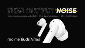 Nuevos realme Buds Air Pro y Buds Wireless Pro con cancelación de ruido activa