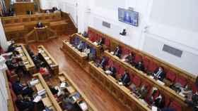 Debate del Estado de la Región este miércoles en las Cortes de Castilla-La Mancha
